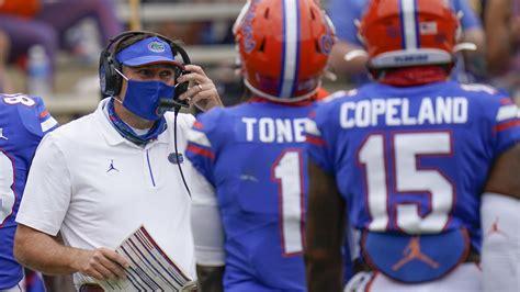 No. 10 Florida, Mullen plan to resume practice next week