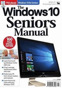The Windows 10 Seniors Manual  U2013 August 2019 Pdf Download Free