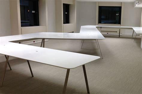 table de bureau design tables de bureau et banque d 39 accueil esthederm