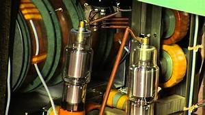 X-ray Transformer - Thoriated Valves Extraction And Examination