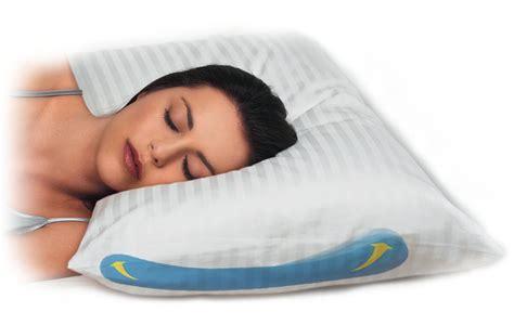 pillow for neck mediflow waterbase pillow pillows for neck gadget