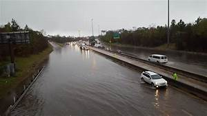 High Water Locations Reported Across Houston, Flash Flood ...