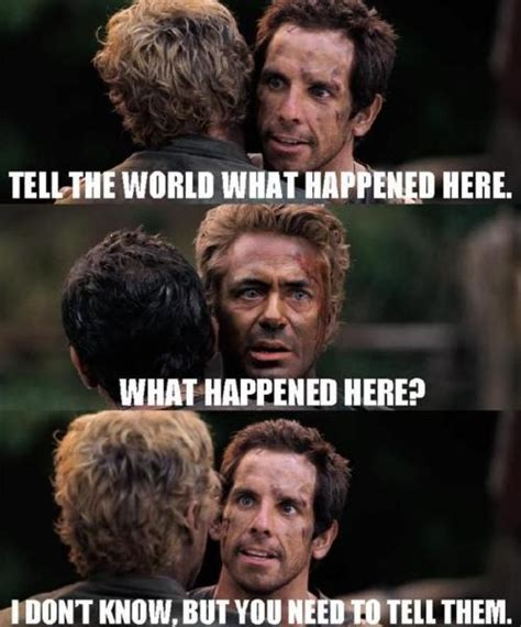 Tropic Thunder Meme - 1000 images about tropic thunder on pinterest movies free oscar winners and be honest
