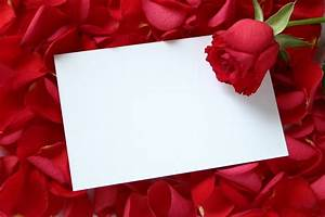 Red rose frame, Mother Day | Border and Frames PPT ...