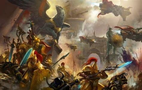 For full resolution pc wallpapers try /r/nsfw_wallpapers! Warhammer 40k artwork, Adeptus Custodes   Warhammer art ...