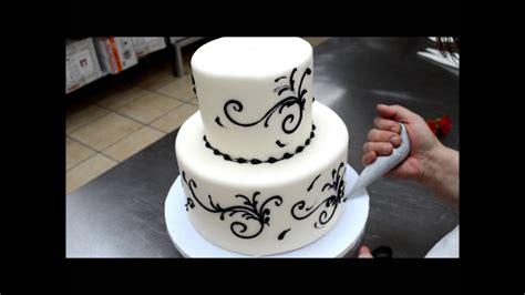 Easy To Make Wedding Cake 5 Min Simple Beautiful Wedding
