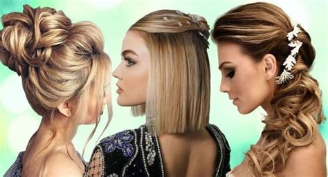 Latest stylish prom hairstyles and expert advice