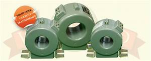 Solid Core    Ring Current Transformer