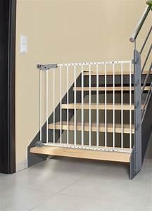 Barrière De Sécurité Pour Escalier : barri re de s curit t gate active lock metal parc et ~ Dailycaller-alerts.com Idées de Décoration