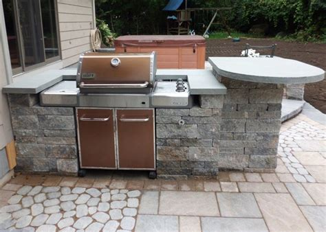 Builtin Outdoor Kitchens in Connecticut