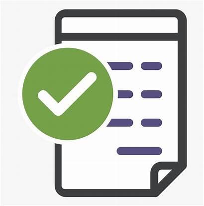 Icon Documents Processing Invoice Cartoon Word Netclipart