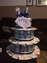 Male 21st Birthday Cake Ideas