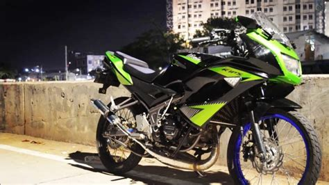 Modifikasi Rr Kips by Modifikasi Kawasaki 150 Rr Anak Gaul Part 1