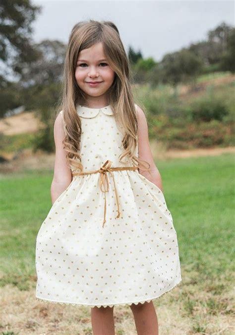 robe blanche enfant robe pour fille qui produit un grand effet en 55 photos archzine fr