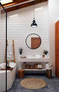 60, Great, Bohemian, Bathrooms, Style, Ideas, For, A, Unique, Look