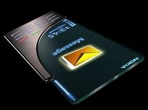 Nokia 2030 Cellphone Features an Illuminated Touch Keypad ...
