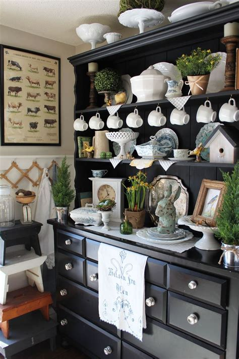 styling  top   buffet  hutch google search