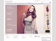35 Inspirational Fashion Website Designs Webdesigner Depot