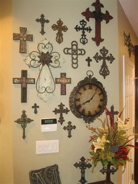 Wall Decor Cross