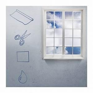 Adhésif Fenetre Opaque : film adh sif pour vitrage anti chaleur id e ~ Edinachiropracticcenter.com Idées de Décoration