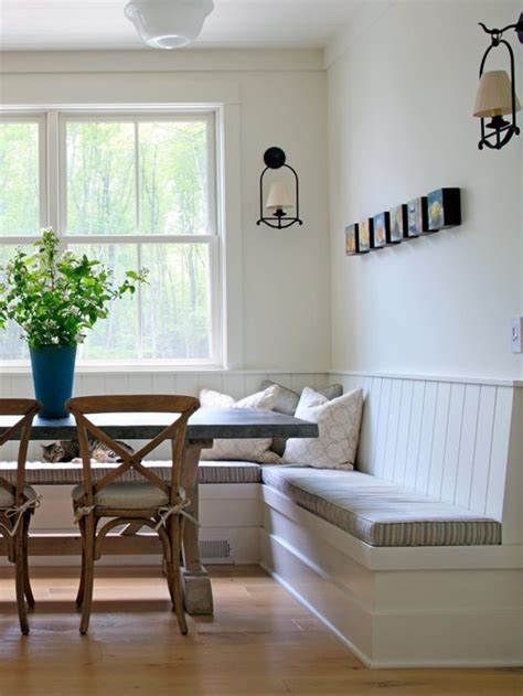 built in kitchen bench and table bench seat houzz