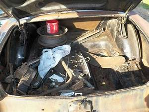 Purchase Used 1955 Ford Customline 4 Door Y Block W  3