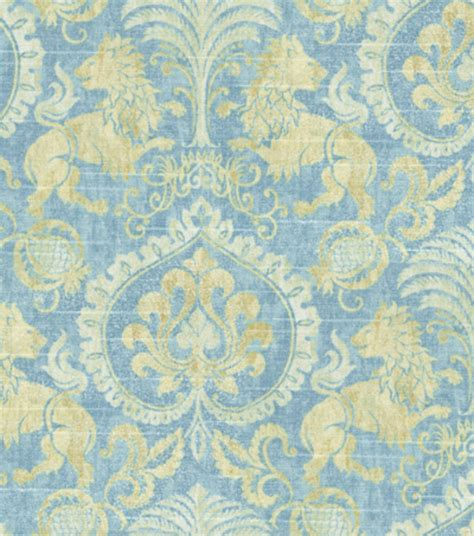 Home Decor Print Fabric Waverly Palazzo Leonebliss  Joann