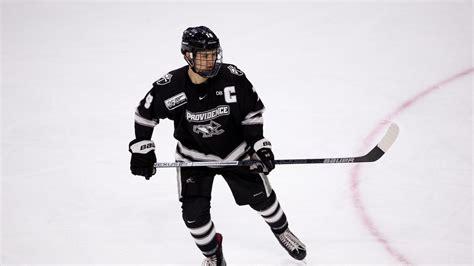 jacob bryson mens ice hockey providence college athletics