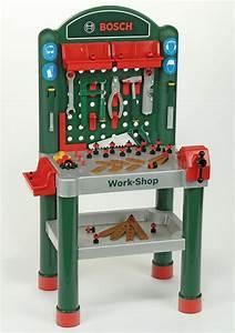 Bosch Werkzeugbank Kinder : klein werkbank f r kinder inkl zubeh r bosch work shop online kaufen otto ~ Orissabook.com Haus und Dekorationen
