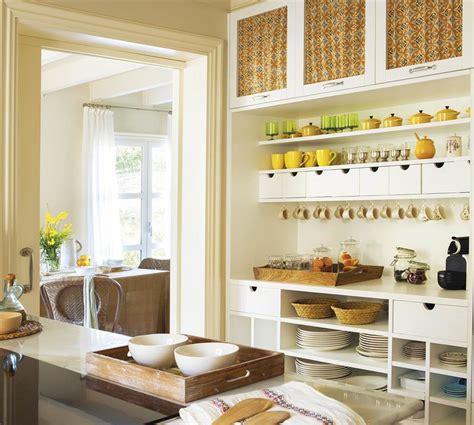 como tener una cocina en orden   mucho espacio de