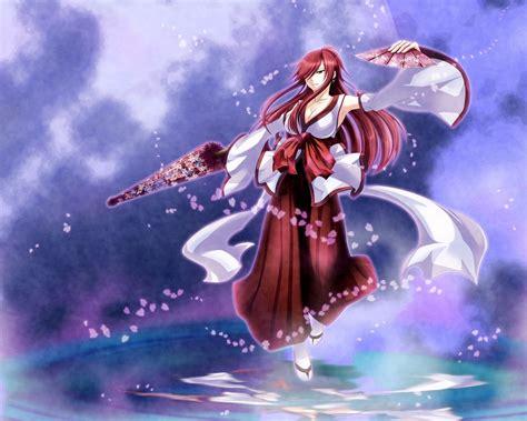 erza scarlet wallpaper  background image