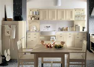 kitchen contempo u shape italian country kitchen With what kind of paint to use on kitchen cabinets for vintage nursery wall art