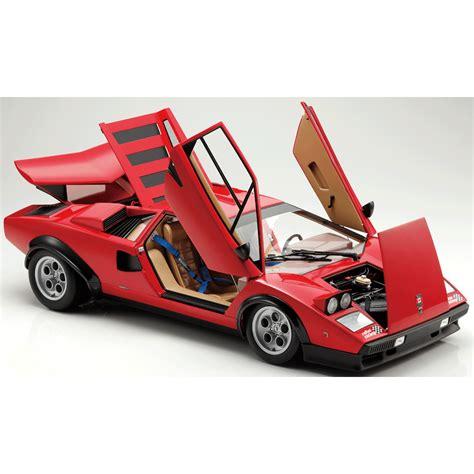 lamborghini countach lp  model car modelspace