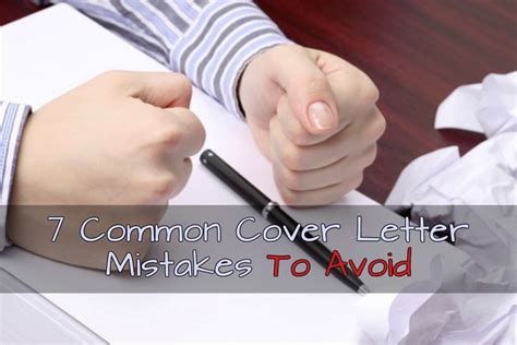 cover letter mistakes 7 common cover letter mistakes to avoid 21135 | common cover letter mistakes