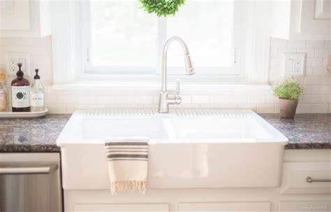 farmhouse kitchen sink ikea ikea farmhouse sink review domsjo hendrick design co