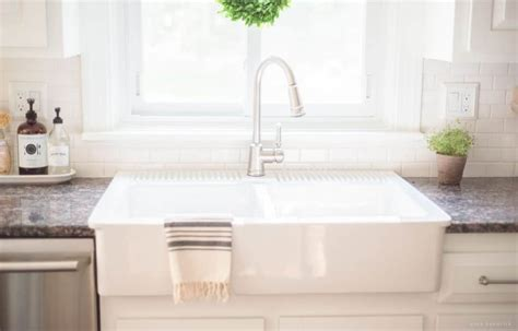 Ikea Farmhouse Sink Review (Domsjo)   Nina Hendrick Design Co.