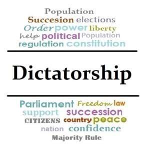 history  dictatorshipdictatorship origin