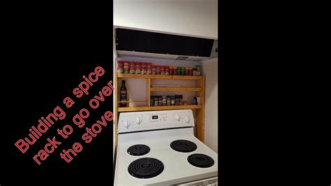 Spice Rack Stove by The Stove Spice Rack
