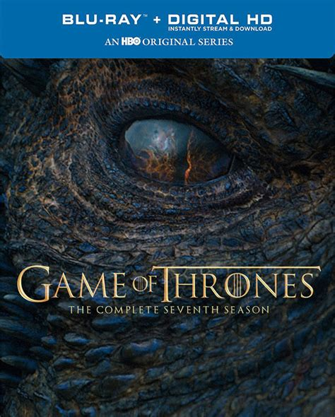game thrones season official blu ray package revealed