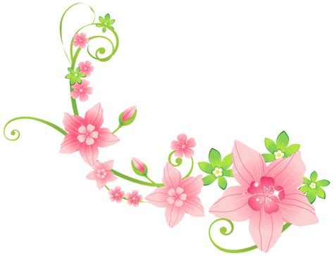 Blumenranke Clipart Ourclipart