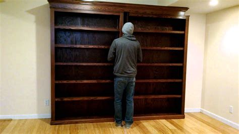 Door Bookcase by Sliding Bookcase Door