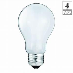 Ecosmart watt equivalent halogen a light bulb