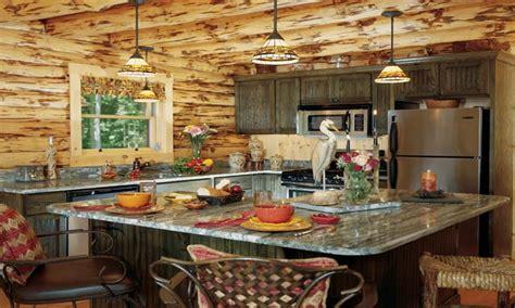 Small Rustic Cabin Kitchen Ideas Rustic Cabin Kitchen