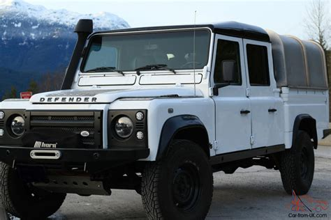 jeep defender 2015 2015 land rover defender 130 pictures information and
