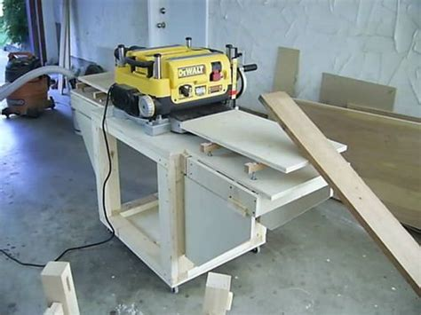 thickness planer table planer   woodworking