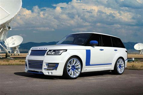 Range Rover Car