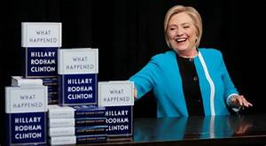 Hillary Clinton's New Book Has a 4.9/5 Stars After ...