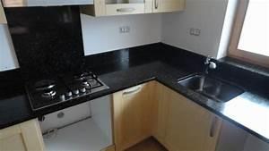 Kuchenarbeitsplatte granit rheumricom for Küchenarbeitsplatte schwarz