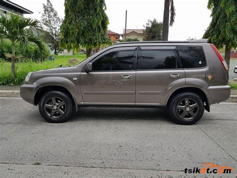 nissan x trail 2005 nissan x trail 2005 car for sale metro manila