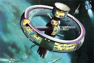 EXONAUTS!: Torus Wheels: Iconic Spinning Space Stations